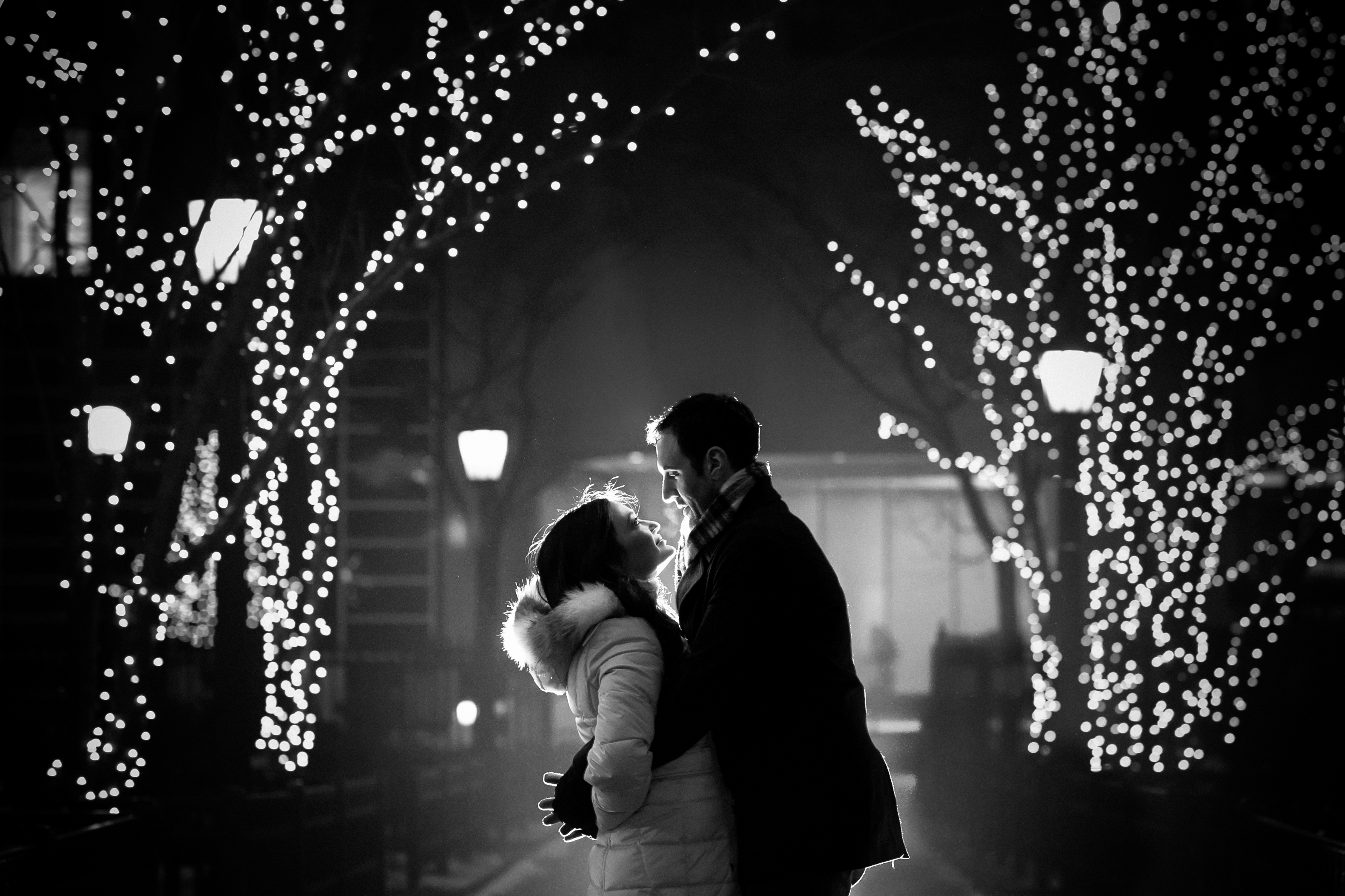 Engagement session, Chicago