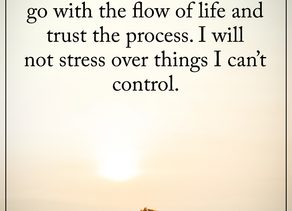 12 Steps for Learning How to go With the Flow