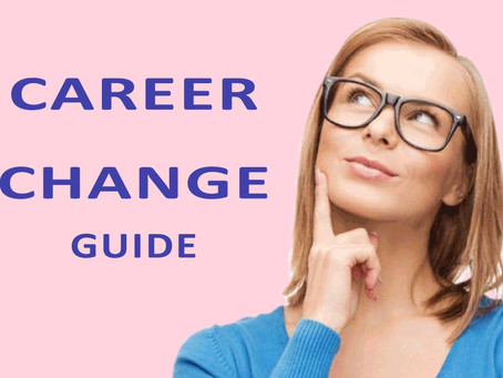 Why You Need a Career Change Guide