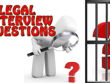 Handling Illegal Interview Questions