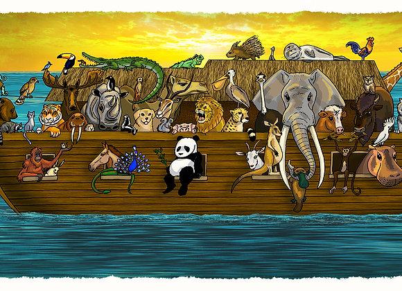 The Ark (Glicee Print)