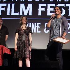 """Best Feature Director Robert Hererra """"Palacios"""""""