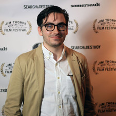 "Shane Butler - Best Screenplay ""The Fastest, Most Romantic Love Yet"""