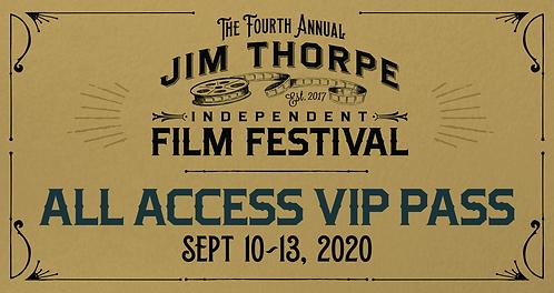 All Access VIP Pass