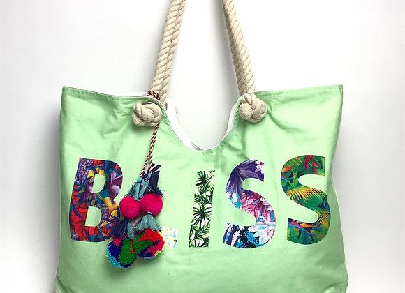 Tote Bag:BLISS