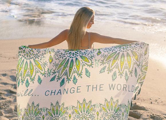 Change The World Wrap/Scarf