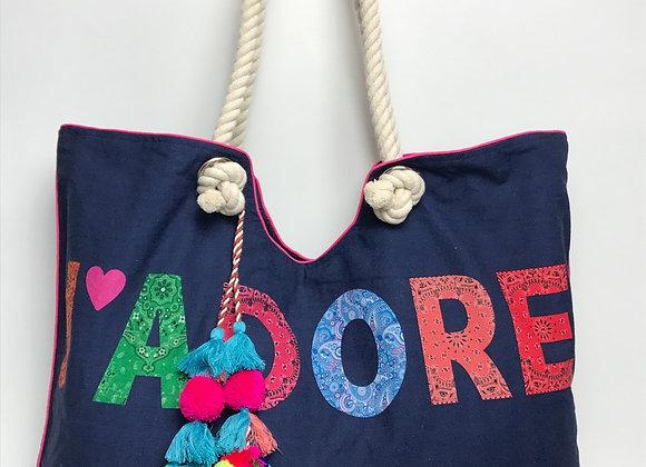 Tote Bag: JADORE