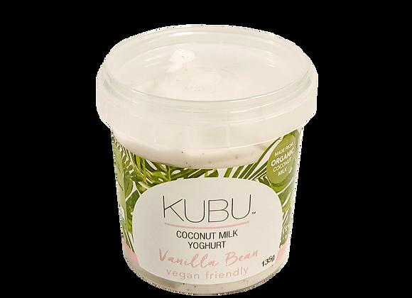 Kubu Vanilla Bean Coconut Yoghurt
