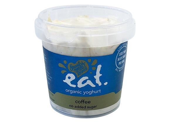 Coffee No Added Sugar Organic Yoghurt