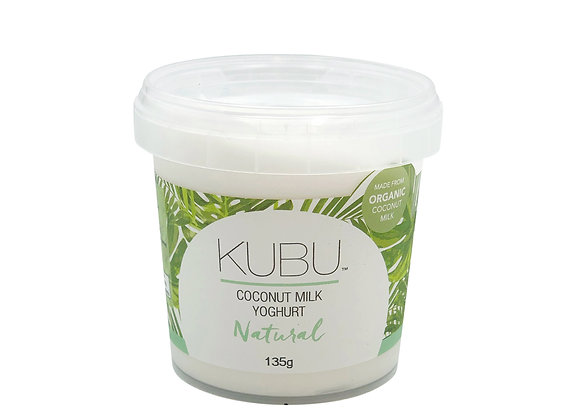 Kubu Natural Coconut Yoghurt