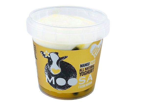 Mango Pash Yoghurt