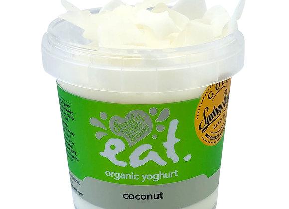 Coconut Organic Yoghut