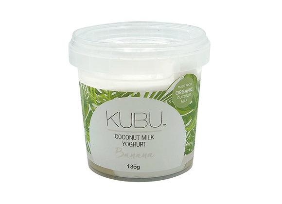 Kubu Banana Coconut Yoghurt
