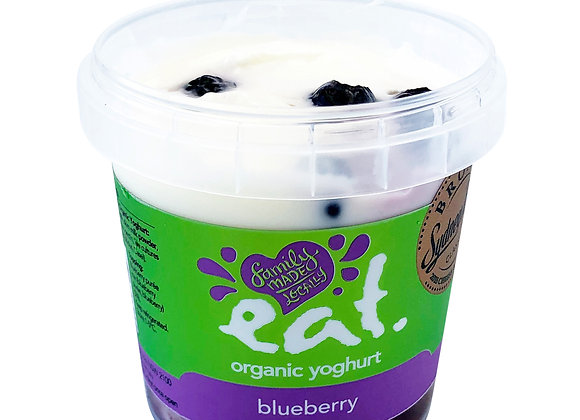 Blueberry Organic Yoghurt