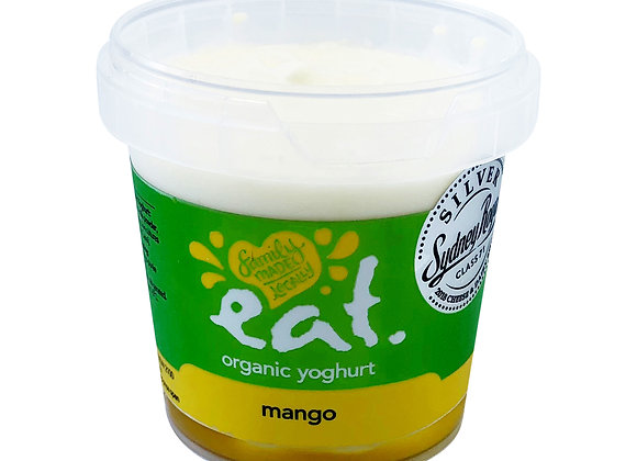 Mango Organic Yoghurt
