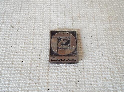 Eureka Badge