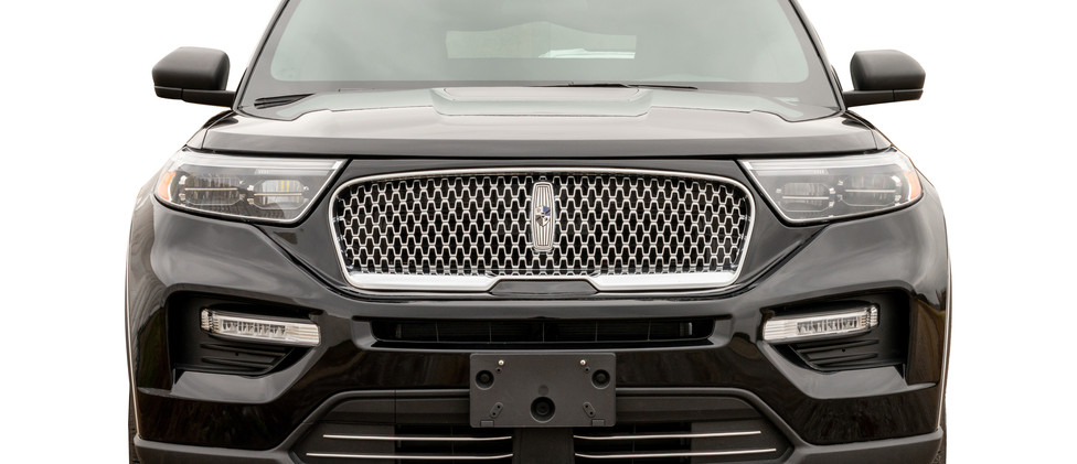 Lincoln Front Grille option