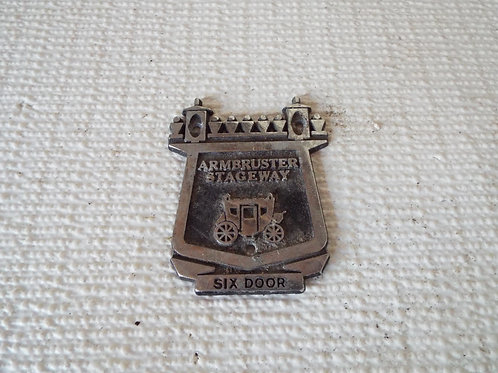 Ambruster-Stageway Badge