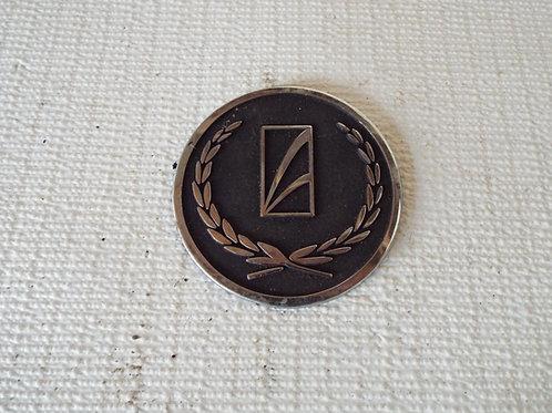 Eureka Round Badge