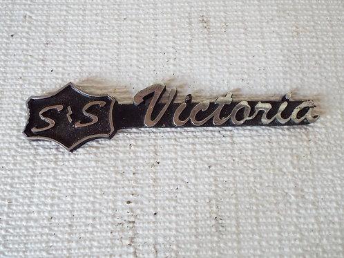 S&S Victoria Badge