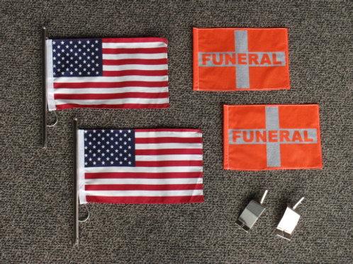 Flag Staff Kits