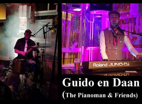 Carnaval met The Pianoman & Friends