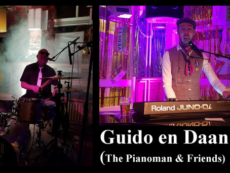 Carnaval met The Pianoman & Friends
