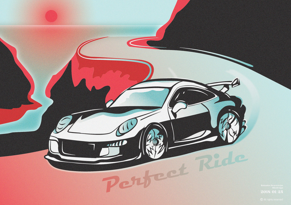 Porsche perfect ride