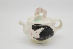 Queen Sheba Teapot