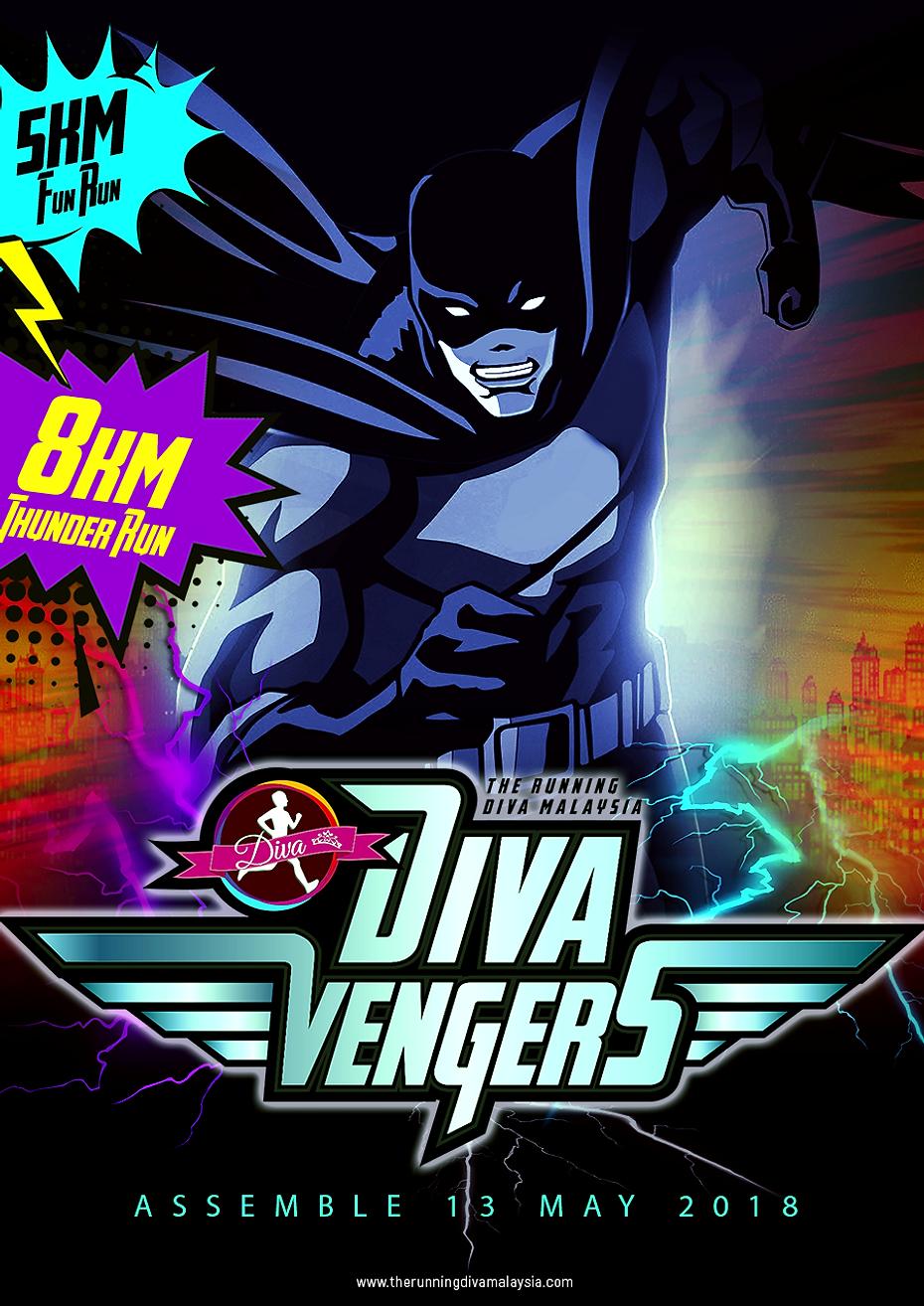Divavengers Batman