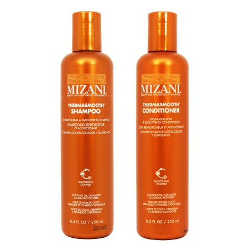 MIZANI Thermasmooth Shampoo & Conditioner Duo 250ml each