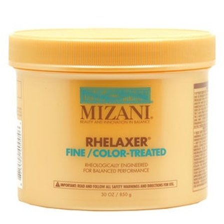 "MIZANI Rhelaxer "" Fine/Colour Treated 33oz/850 gms"