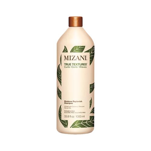 Mizani True Textures Moisture Replenish Shampoo 1Ltr