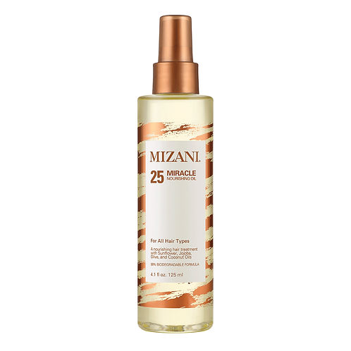 25 MIRACLE Nourishing Oil 125ml