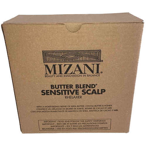 Mizani Butter Blend Sensitive Relaxer Kit (x 4)
