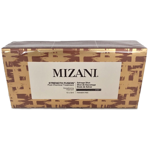 Mizani Strength Fusion Salvage Shots (x10)