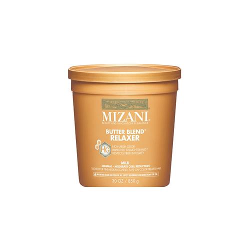 "Mizani Butter Blend Relaxer ""HG"" Formula 850gms Fine/Colour (Mild) Strength"