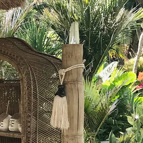 Single Crystal Bamboo Light