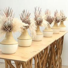 Protea Vase