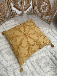 Spice Tufted Floor Cushion