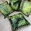 Thumbnail: Green Palm Cushion