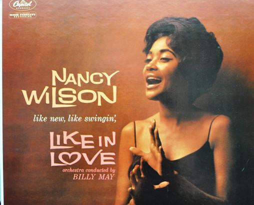 Nancy Wilson - Like In Love