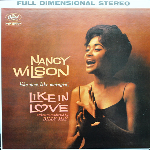 Front cover of Like In Love
