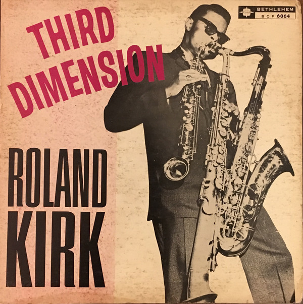 Front cover of Third Dimension