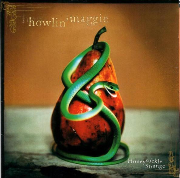 Front cover of Honeysuckle Strange