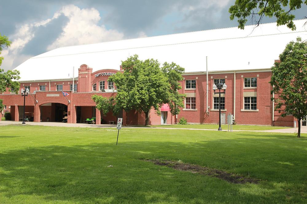 Photo of Taft Coliseum