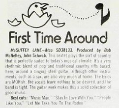 Billboard review from Nov 29, 1980 issue
