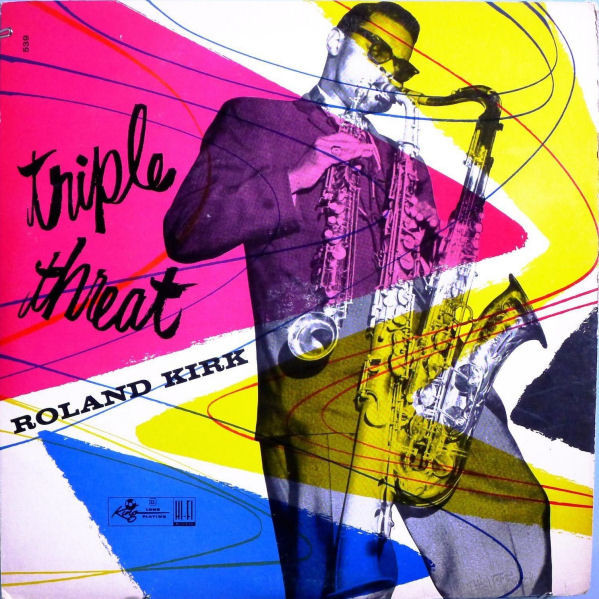 Front cover of Triple Threat