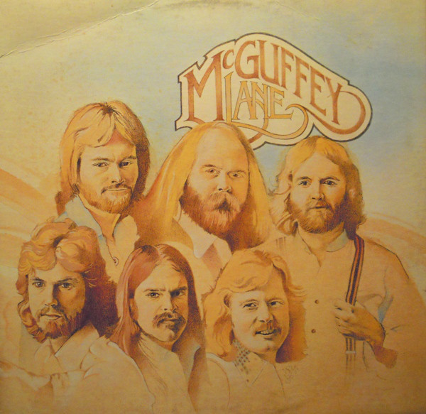 Front cover of McGuffey Lane