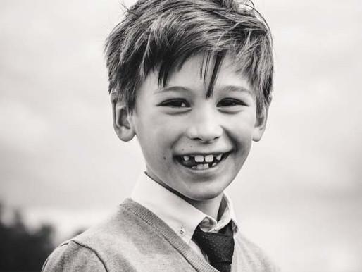 Spontane momenten en emoties... portretfotografie
